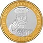 2014 UK Coin £2 Silver Proof Outbreak of WWI 24907