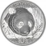 2018 30g Silver Coin Panda Bullion 75