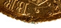 1817 Gold Half Sovereign George III London aVF gFine Edge Damage 22625