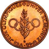 1948 Gold Medallion Individual  Swiss Olympics 22583