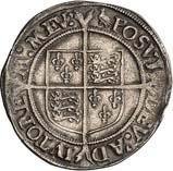 1560-61 Silver Shilling Elizabeth I 21977