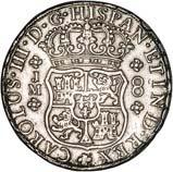 1770 Silver Peru 8 Reales 21954