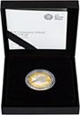 2018 UK Coin £2 Silver Proof RAF Centenary Vulcan 22336