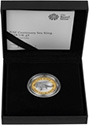 2018 UK Coin £2 Silver Proof RAF Centenary Sea King 25154