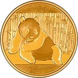 2015 1 oz Gold Coin Panda Bullion 23492