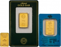 10g Gold Bar Our Choice Pre-Owned 25575