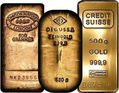 500g Gold Bar Our Choice Pre-Owned 23235