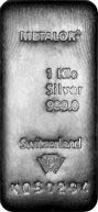 1 Kg Silver Bar Our Choice Pre-Owned 22461