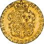 1775 UK Coin Guinea VF George III Gold 20821