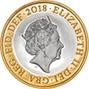 2018 UK Coin £2 Silver Proof - First World War Armistice 24297
