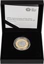 2018 UK Coin £2 Silver Proof - First World War Armistice 24298