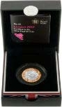 2012 UK Coin £2 Silver Proof Olympic Handover to Rio 25242