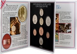 1983 Whole Coin Set UK Annual UNC 22506