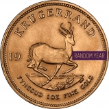 1 oz Gold Coin Krugerrand Bullion Best Value Secondary Market 88