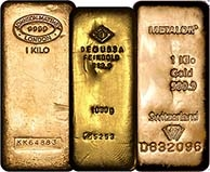 1 Kg Gold Bar Our Choice Pre-Owned 24862