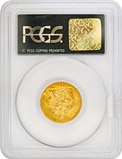 1822 Gold Sovereign George IV AU-55 PCGS Slabbed 21895