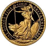 1995 1 oz Gold Coin Britannia Bullion 23299