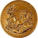 1997 1 oz Gold Coin Britannia Bullion 24338