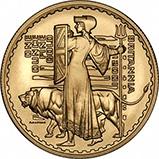 2001 1 oz Gold Coin Britannia Bullion 23665