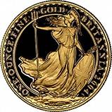 2004 1 oz Gold Coin Britannia Bullion 21042