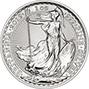 2019 1 oz Silver Monster Box Britannia Bullion - 500 Coins 23142