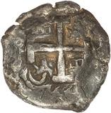 1766 Silver Bolivia 8 Reales  Carlos III 22496