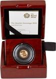 2019 Gold Proof Quarter Sovereign 23673