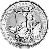 2019 1 oz Silver Coin Britannia Bullion 13