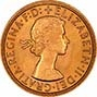 1967 Gold Full Sovereign Elizabeth II Royal Mint 20825