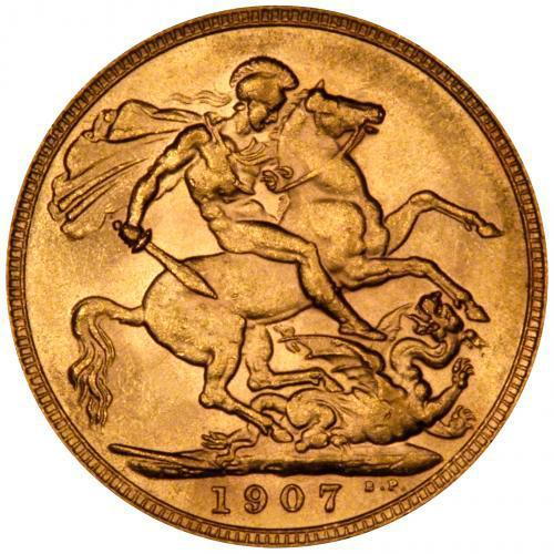 1907 edward vii coin value