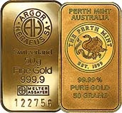 50g Gold Bar Our Choice Pre-Owned 24825