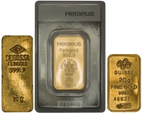 20g Gold Bar Our Choice Pre-Owned 25591