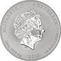 2019 10 oz Silver Coin Lunar Year of the Pig Perth Mint Bullion 21690
