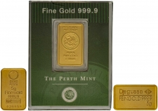 Pre-Owned Gold Bars