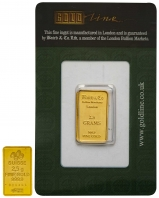2.5g Gold Bar Our Choice Pre-Owned 25576
