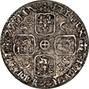 1723 George I Sixpence 25031