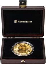 2005 5 oz Gold Guernsey Ten Pounds (£10) Proof Guernsey Trafalgar Bicentenary  22341