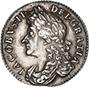 1687/6 James II Sixpence 22530