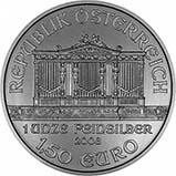 1 oz Silver Coin Philharmonic Bullion Best Value Secondary Market 20840