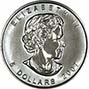 1 oz Silver Coin Maple Bullion Best Value Secondary Market 20773