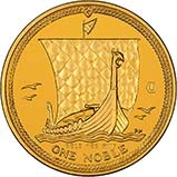 1 oz Gold Coin Noble 24087