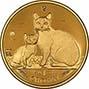 1 oz Gold Coin Crown Bullion 21874