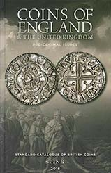 2016 UK Books Spink Coins of England and the UK 23160