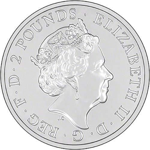 2016 1 oz Silver Coin Lunar Year of the Monkey Royal Mint Bullion 23561