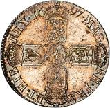1697 William III Silver Shilling 24610