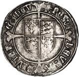1502/04 Henry VII Silver Groat gFine 21184