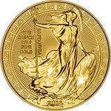 2018 1 oz Gold Coin Britannia Oriental Border Bullion 22619