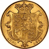 1832 Gold Full Sovereign William IV London - The Royal Mint 23882