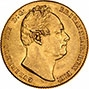 1832 Gold Full Sovereign William IV London - The Royal Mint 23881