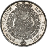 1816 Silver George III Half Crown 22186